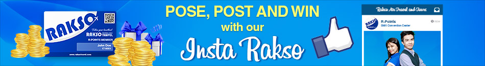 POSE, POST AND WIN WITH OUR INSTA RAKSO