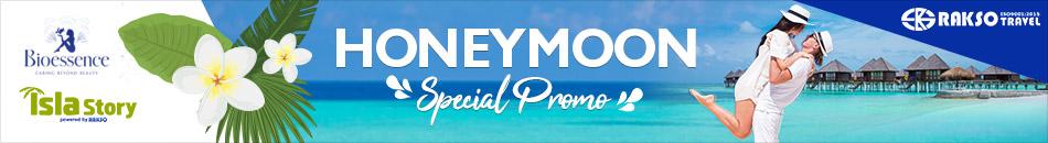 HONEYMOON SPECIAL PROMO