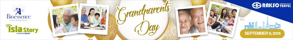 GRANDPARENT'S DAY TRAVEL PROMO