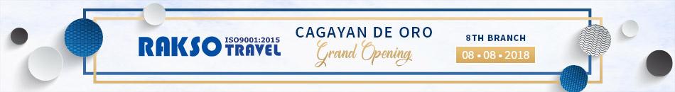 CAGAYAN DE ORO 8TH BRANCH GRAND OPENING