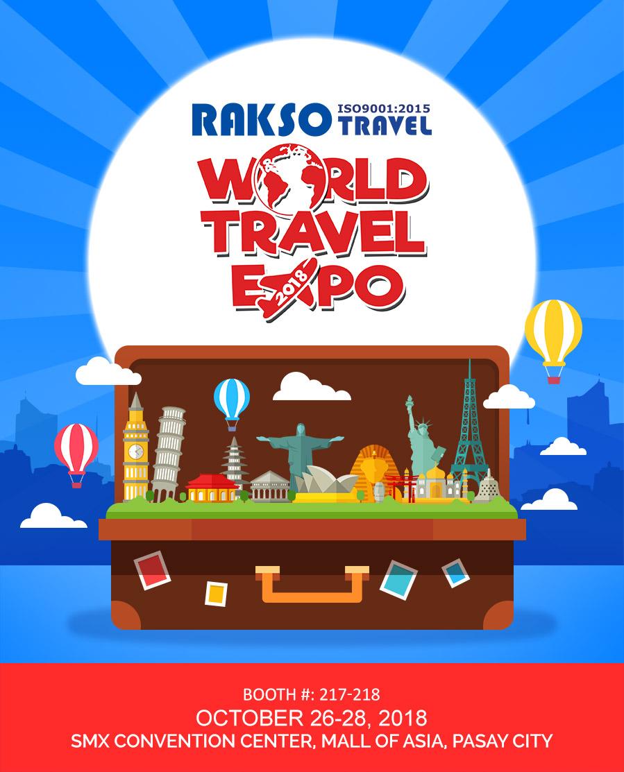 WORLD TRAVEL EXPO 2018