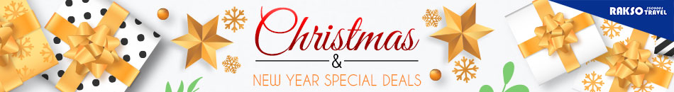 CHRISTMAS AND NEW YEAR SPECIAL DEALS