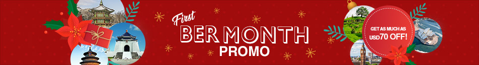 FIRST BER MONTH PROMO